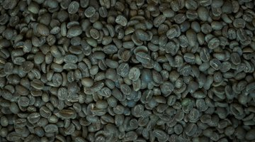 Quality Grading of our Green Coffee